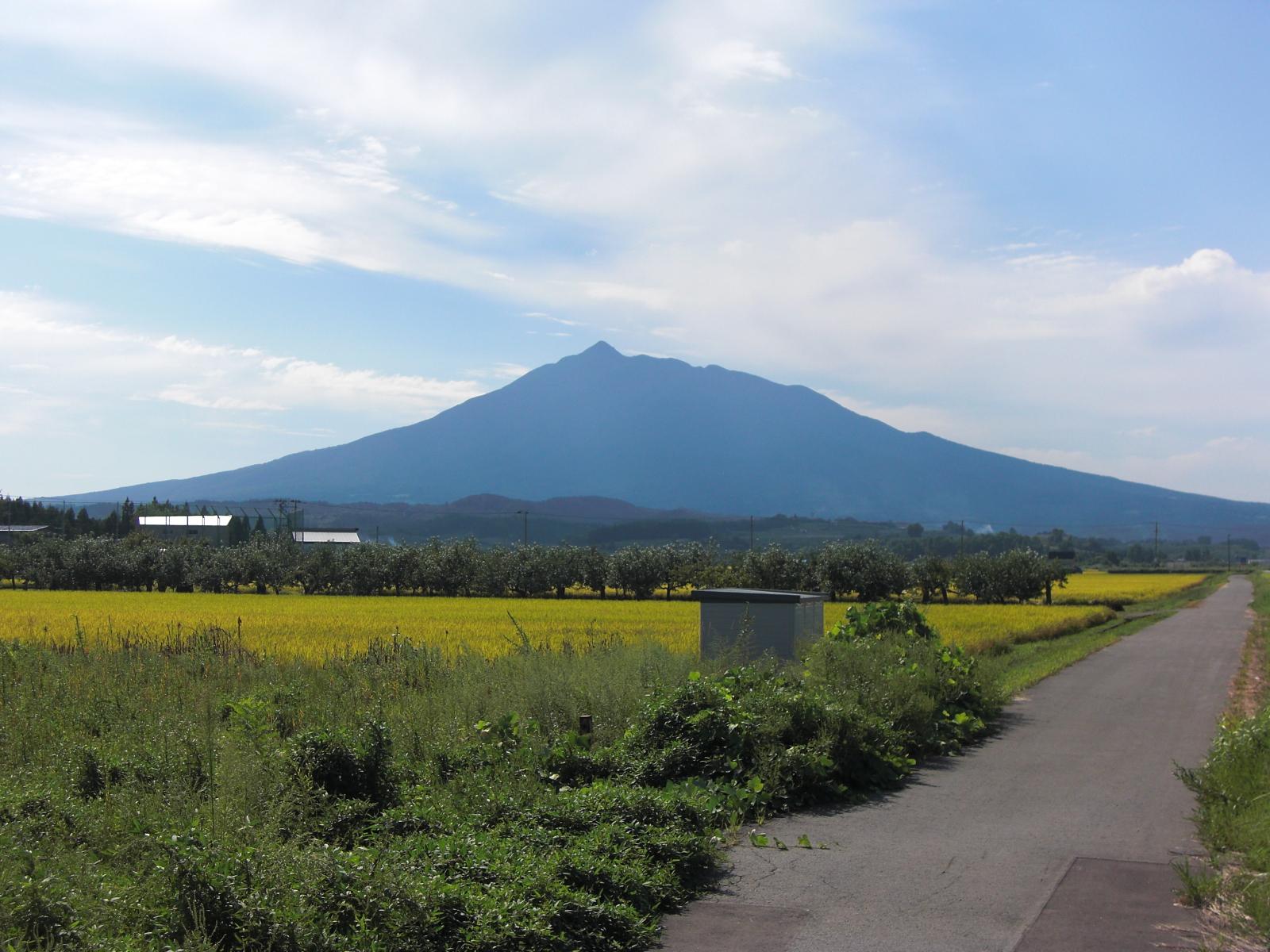 岩木山 « 青森県武道館ブログ